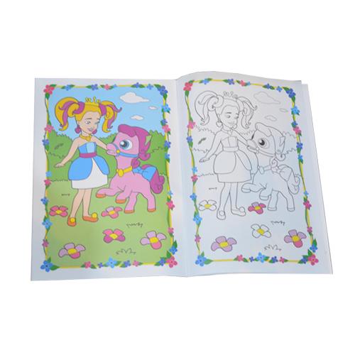 Buku Mewarnai 4d Kiky 710934 Mirota Kampus Rumah Belanja