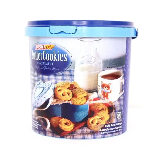Biskuit dan Makanan Ringan